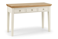 Portland 3 Drawers Dressing Table