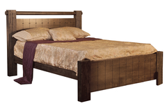 Mozart Wooden Bed