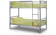 Julian BowenAtlas Bunk Bed - Aluminium FinishBlue Ocean Interiors