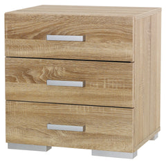 Harvard 3 Drawer Chest  chest of drawers- Blue Ocean Interiors