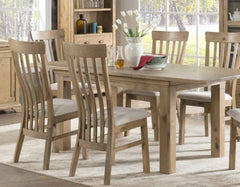 Lyon Oak 120cm Extension Dining Table