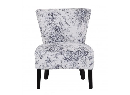 LPD FurnitureAusten Fabric ChairBlue Ocean Interiors