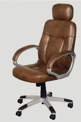 Viking Two Tone Tan Office Chair