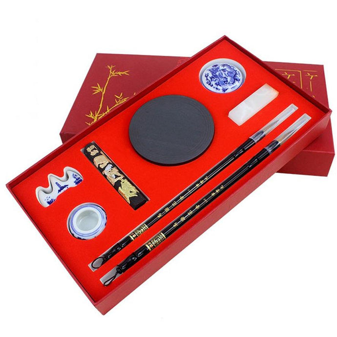 Four Elements & Tools For Chinese Calligraphy