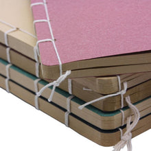 Classic Hardcover Thread Bound Journal Notebook - 5 Colors Available