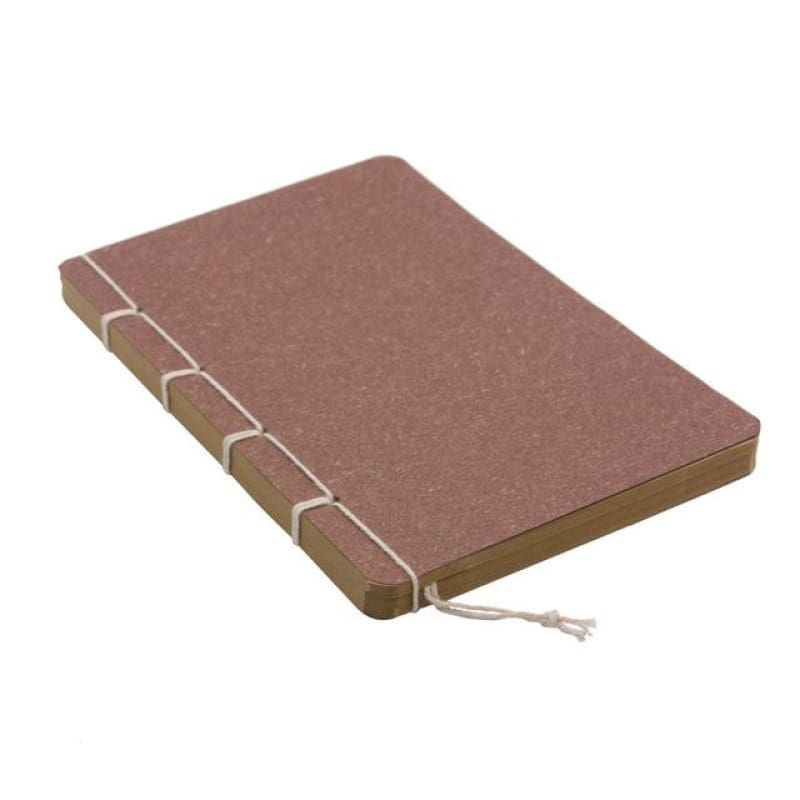 Classic Hardcover Thread Bound Journal Notebook - 5 Colors Available Chocolate / A5