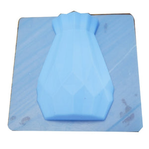 Wall-Mounted Silicone Vase Sticker Container
