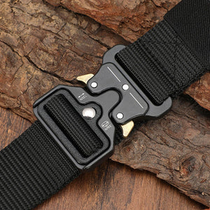 Nylon Tactical military Canvas Belt