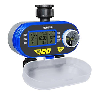 Two Outlet Garden Digital Electronic Water Timer