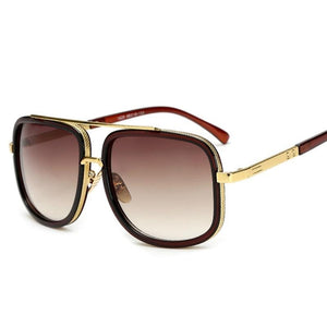 Classic Oversized Luxury Men Sunglasses