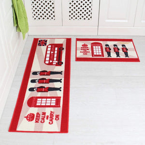 Long Kitchen Mat Bath Carpet Floor Mat Home Entrance Doormat Tapete Absorbent Bedroom Living Room Floor Mats Modern Kitchen Rug