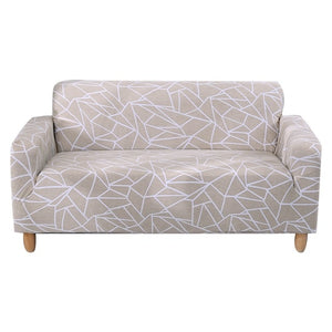 Home Sofa Couch Slipcovers Plaid Sofa Stretch Cover Sofa Covers For Living Room Modern Slipcovers Sofa Tight Wrap 1/2/3/4 seater