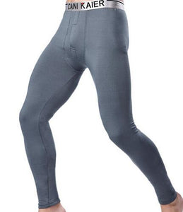 modal thickening silver edge Leggings