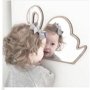 Kid Bedroom Nursery Decoration Acrylic Mirror