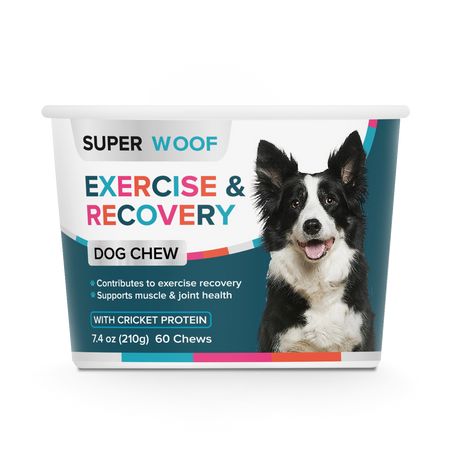 SuperWoof Exercise & Recovery Dog Chews