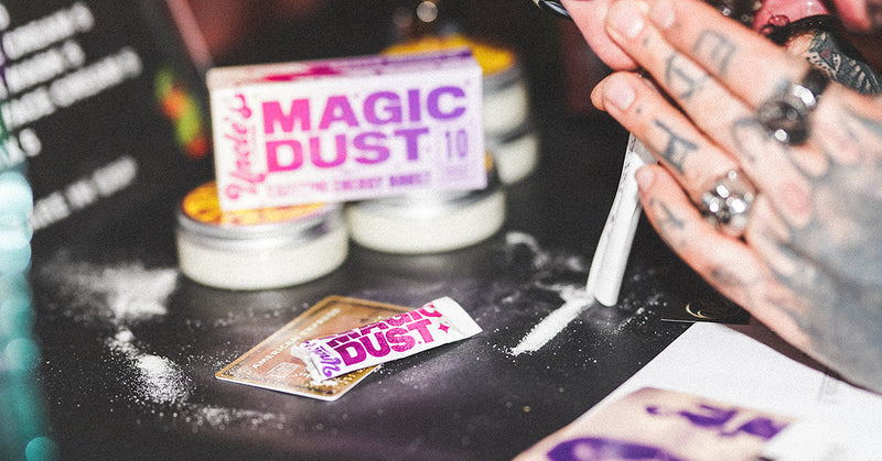 Magic Dust Booster