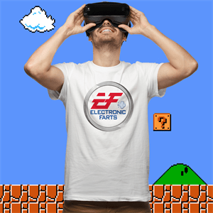 Funny Video Game T-Shirts