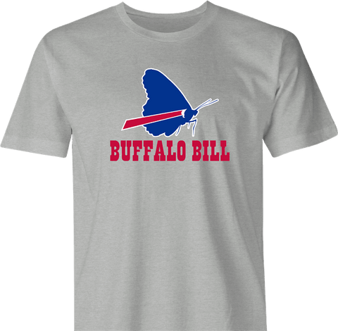 Buffalo Bills Silence of the Lambs Parody T-Shirt by BigBadTees.com