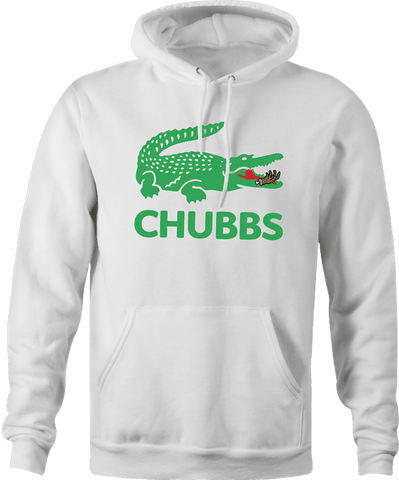 Funny Chubbs Peterson Happy Gilmore Parody Hoodie by BigBadTees.com