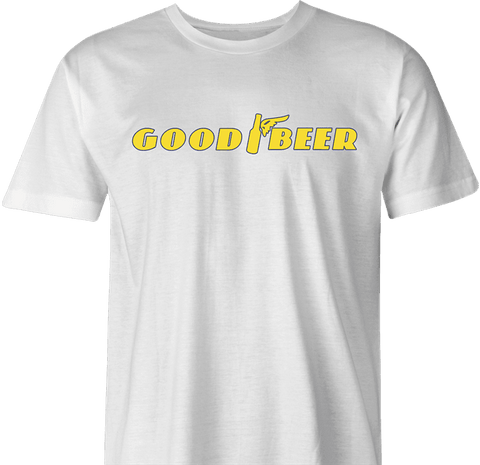 GoodBeer T-Shirt by BigBadTees.com