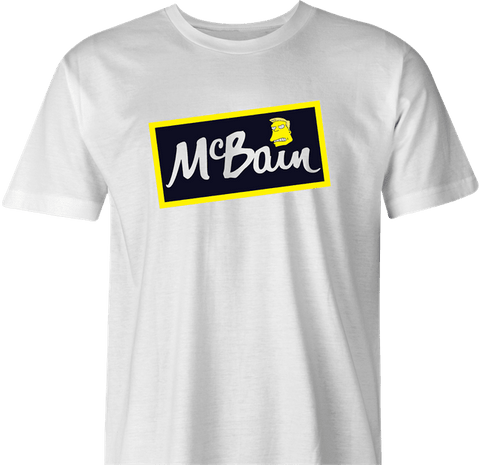 McBain by BigBadTees.com