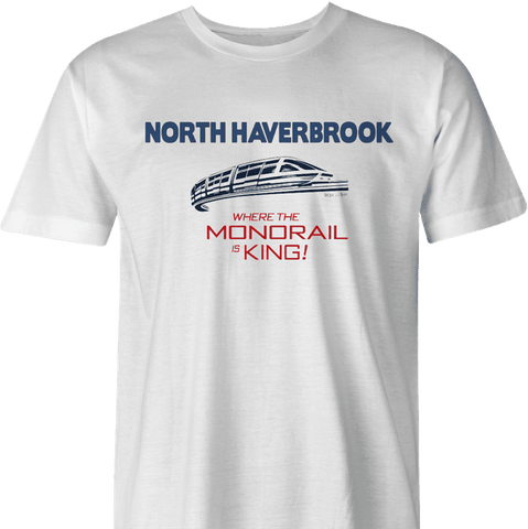 North Haverbrook by BigBadTees.com