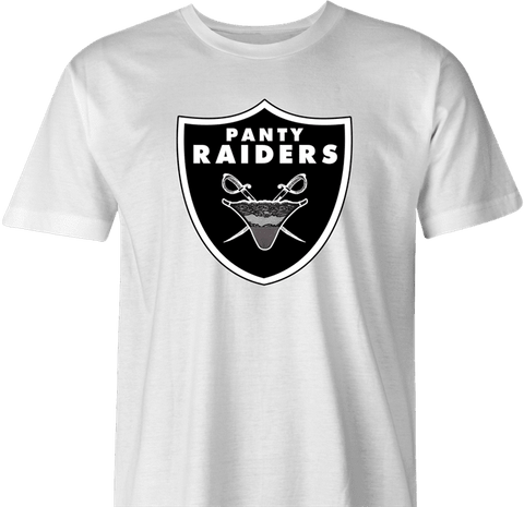 Panty Raiders T-Shirt by BigBadTees.com