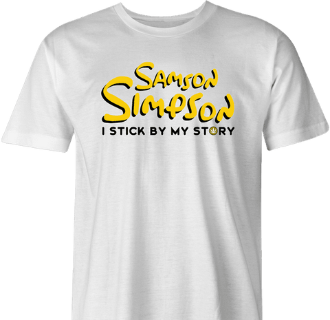 Samson Simpson by BigBadTees.com