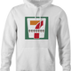 7-elevens stranger things white hoodie