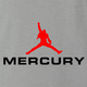 Freddy Mercury Queen funny t-shirt grey