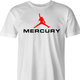 Freddy Mercury Queen funny t-shirt men's white