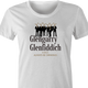 funny glengarry glenross glen fiddich mashup women's white t-shirt