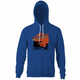 bey bae beyonce baywatch mashup royal blue hoodie