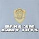 bakem away toys the simpsons Light Blue T-Shirt