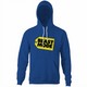 beast mode royal blue hoodie