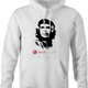 funny beats by che guevara parody white hoodie