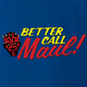 funny Better Call Saul Star Wars Mashup | Better Call Darth Maul royal Blue t-shirt