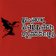 Funny Black Lives Matter & Black Sabbath Matters Parody Red T-Shirt