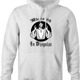 funny religion blessing in disguise hoodie white