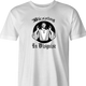 funny religion blessing in disguise t-shirt white men's