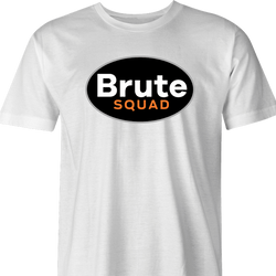 Funny Princess Bride Brute Squad t-shirt white men's