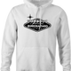 Funny beautiful Burkina Faso travel white hoodie