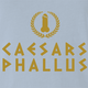 Funny Caesars Phallus Casion in Las Vegas Penis Parody Light Blue T-Shirt