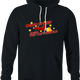 funny Cargo Space Play On Words jared zimmerman car-fix tv show black hoodie