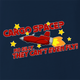 funny Cargo Space Play On Words jared zimmerman car-fix tv show Navy t-shirt