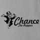 Funny chance the rapper monopoly card ash grey t-shirt