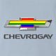 Funny Gay T-Shirt Chevrolet t-shirt light blue
