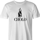 Funny mexican cholo - ralph lauren polo t-shirt white men's