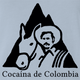 funny Pablo Esobar Cocaine Colombia Coffee Juan Valdez parody light Blue t-shirt