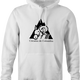 funny Pablo Esobar Cocaine Colombia Coffee Juan Valdez parody white hoodie